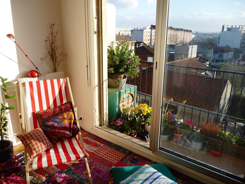 Cosy 2 rooms flat in Montreuil