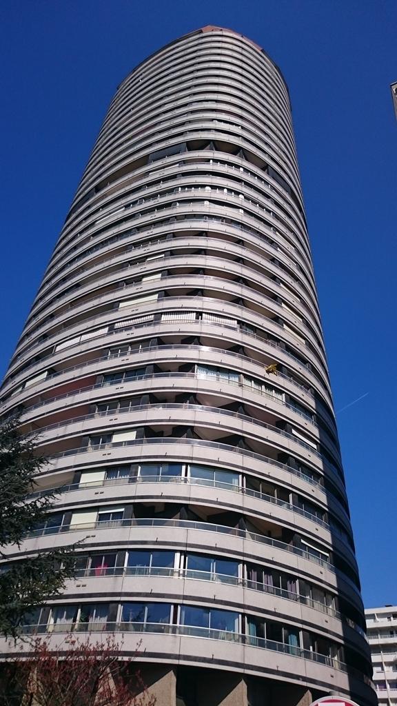 Tour de logement Porte d'Italie - Paris 13