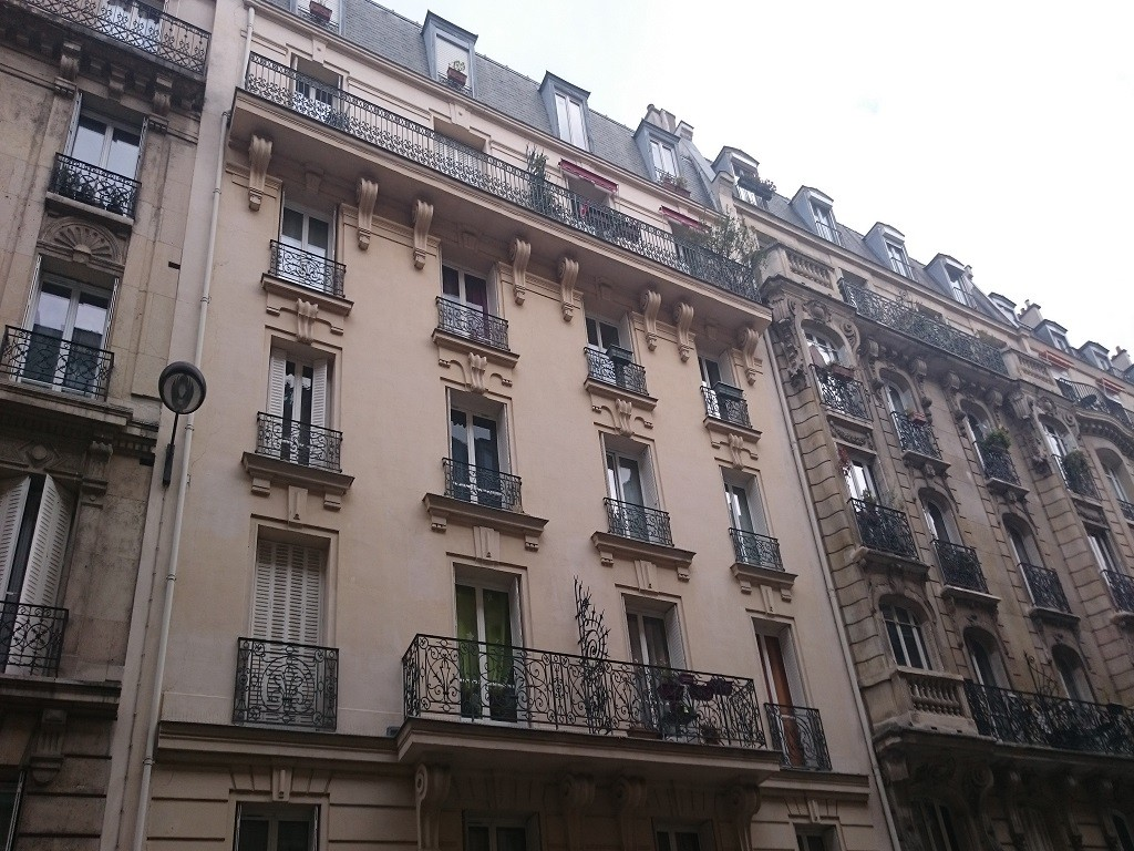 Real estate investment in Paris 14th