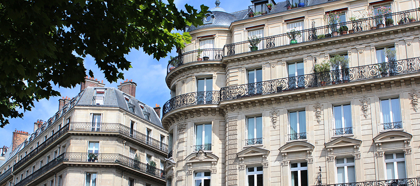 Recherche immobilier à Paris